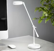 LED Schreibtischlampe Kinder Lampe Tischlampe Schulanfang Schule Weiß T86,B-Ware