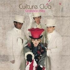 """CULTURE CLUB """"GREATEST HITS"""" CD+DVD NEU"""