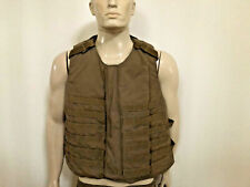 New Specialty Defense Coyote Brown Outer Tactical Base Vest Plate Carrier (L)