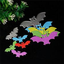 Halloween Bats Cutting Dies Stencil Scrapbooking Album Paper Card EmbossingCraft