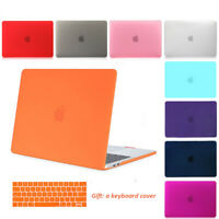 Laptop Hard Case Cover Macbook Pro 13 15 Touch Bar 2017 2018 2019+keyboard cover