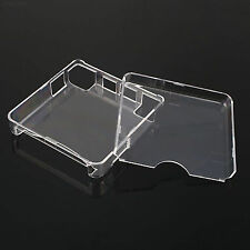 54e9 Crystal Clear Case Hard Cover Anti Scratch for Game Boy Advance GBA SP