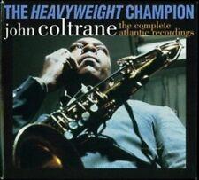 The Heavyweight Champion: The Complete Atlantic Recordings [Box] by John Coltrane (CD, Sep-2013, 7 Discs, Atlantic (Label))