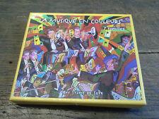 La musique en couleurs jeux de 7 familles d'instruments / Sylvie de Soye