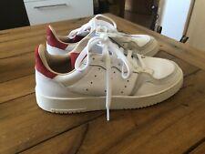 Adidas Weiß Rot in Damen Turnschuhe & Sneakers günstig
