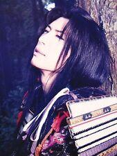 Gackt DVD Photo Book Postcards Ama Kakeru Ryuu no Gotoku Kenshin JAPAN Ltd goods