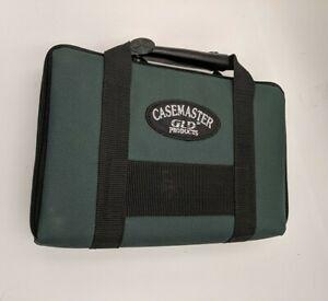 Casemaster GLD Classics Nylon Carrying Case