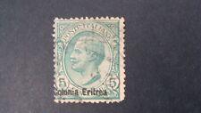 ERITREA SCOTT# 3 USED F  LOT# 71911