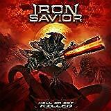 Iron Savior - Kill Or Get Killed (NEW CD DIGI)