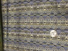 100% Cotton Quilting Fabric Geometric Floral by Print Concepts 5.5 yds