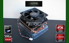 AMD Black Edition Heatsink CPU Cooler Fan for FX-Phenom II X6 Socket AM2 AM3 New