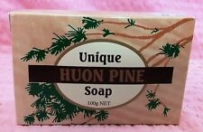 Bath Soap Huon Pine Shower Product Personal Health Hygiene Deodorant  (set of 4)