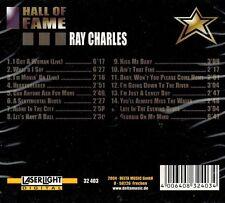 CD NEU/OVP - Ray Charles - Hall Of Fame