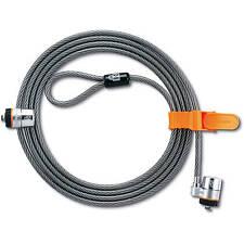 Kensington MicroSaver Laptop PC Monitor Projector Security Lock Cable -TWIN Lock