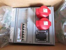 ABB Kombi MODULARE combinazione BOX MP32/1 in Plastica Grigio BS 13 A 16 A 1005L1 9144689