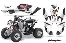 Honda TRX 400 EX AMR Racing Graphic Kit Wrap Quad Decal ATV 2004-2014 T-BOMBER W