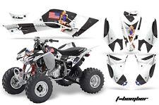 Honda TRX 400 EX AMR Racing Graphic Kit Wrap Quad Decal ATV 2004-2014 T-BOMBER W
