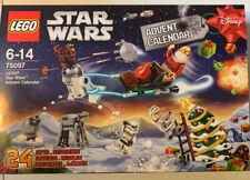 Lego Star Wars Advent Calendar 2015 Brand New Sealed Minifigure 75097
