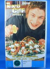 BBC Jamie Oliver (Complete Series 2; 2 Tapes) The Naked Chef VHS VG Collectable