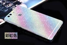 For huawei P8 P9 lite case Glitter Bling Full Body Skin Sticker phone Cover