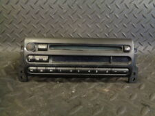 2003 MINI One 1.6 HATCHBACK 3DR RADIO STEREO CD PLAYER 6927904
