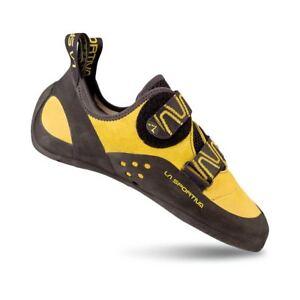 La Sportiva Katana Climbing Shoes - Various sizes - Yellow - RRP £120