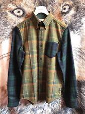 Ben Sherman X Pendleton Shirt, Size XS, Plaid, 100% WOOL