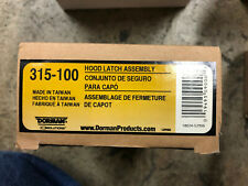 Hood Latch Assembly Dorman 315-100 New 315100