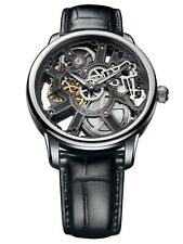 MAURICE LACROIX MP7228-SS001-000-1 MASTERPIECE SKELETON