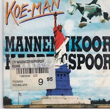 Mannenkoor Karrespoor-Koe-Man cd single