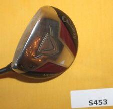 Callaway Diablo Octane 3 Fairway Wood Stiff Graphite Golf Club S453 LH