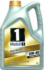 Brand New Mobil 1 FS Formula Advanced Fully Synthetic 0W40 Engine Oil 5L 153669