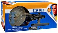 Star Trek USS Enterprise NCC 1701  High Definition Ship Diamond Select Toys