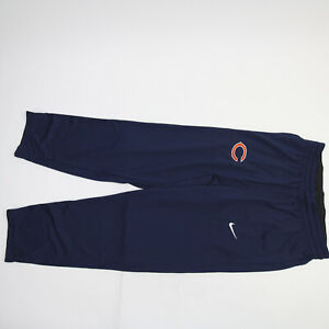Chicago Bears Nike Dri-Fit Athletic Pants Men's Navy New with Tags