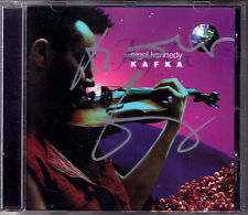 Nigel KENNEDY Signed KAFKA Autumn Regrets Fallen Forest Breathing Innig Solitude