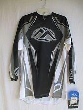 MARSHALL Solo Motocross BMX Jersey Black/Grey YOUTH KIDS size EXTRA LARGE