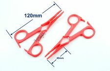 2pcs of Plastic Hemostat for Clamping, Picking RC Tools (US GOOD SELLER/SHIP)
