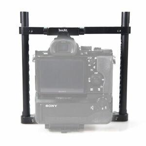 """SmallRig Large DSLR Camera Cage Adjustable with 1/4""""-20 for Large DSLR Camera"""