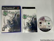 Shin Megami Tensei: Digital Devil Saga - Playstation 2 - PS2