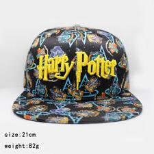 Harry Potter Hat Gryffindor Four College logo Baseball Hip-Hop Cap Cosplay Gift