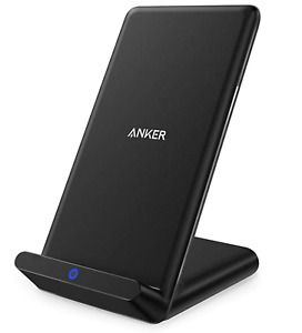 Anker PowerPort Wireless 5 Stand, Qi-Certified Wireless Charging Stand iPhone
