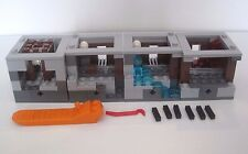Lego CUSTOM Minecraft Mirco Abandoned Mineshaft (252 Pieces) w/ PDF Instructions