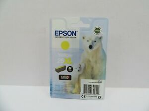 Epson 26XL Yellow BBE 06.21