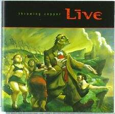 CD - Live - Throwing Copper - A5259