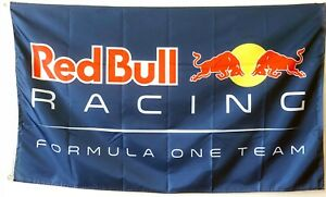 Red Bull Racing Formula One Team Flag Banner 3X5Feet Man Cave US Shipper