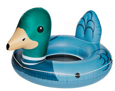 Giant Inflatable BigMouth® Duck River Tube Pool Float