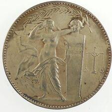 France 1947 Science Chemistry LAVOISIER - UNION DES INDUSTRIES CHIMIQUES silver