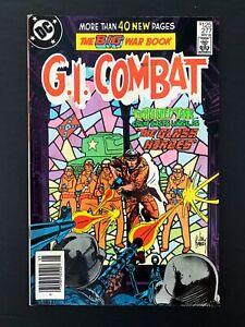 G.I. COMBAT #277 DC COMICS 1985 VF NEWSSTAND EDITION