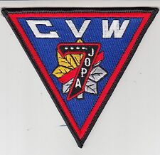 CARRIER AIR WING 7 COMMAND JOPA CHEST PATCH