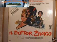 David Lean - Il dottor Zivago - LP originale 1966